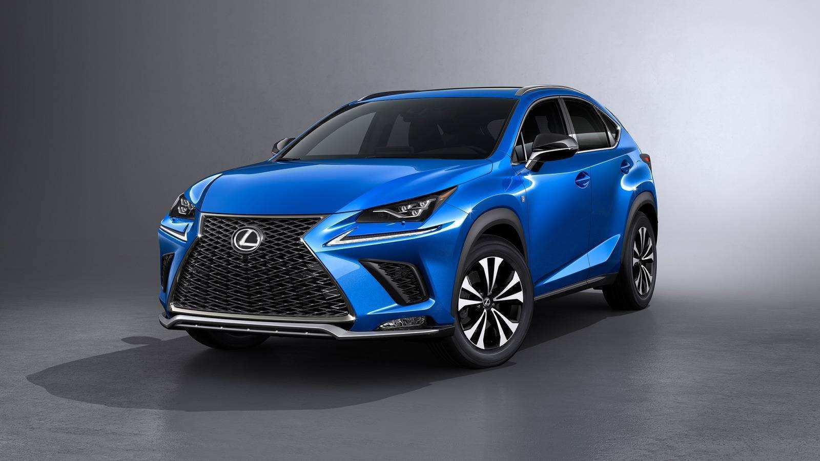 14 Concept of 2019 Lexus 200Nx Ratings by 2019 Lexus 200Nx