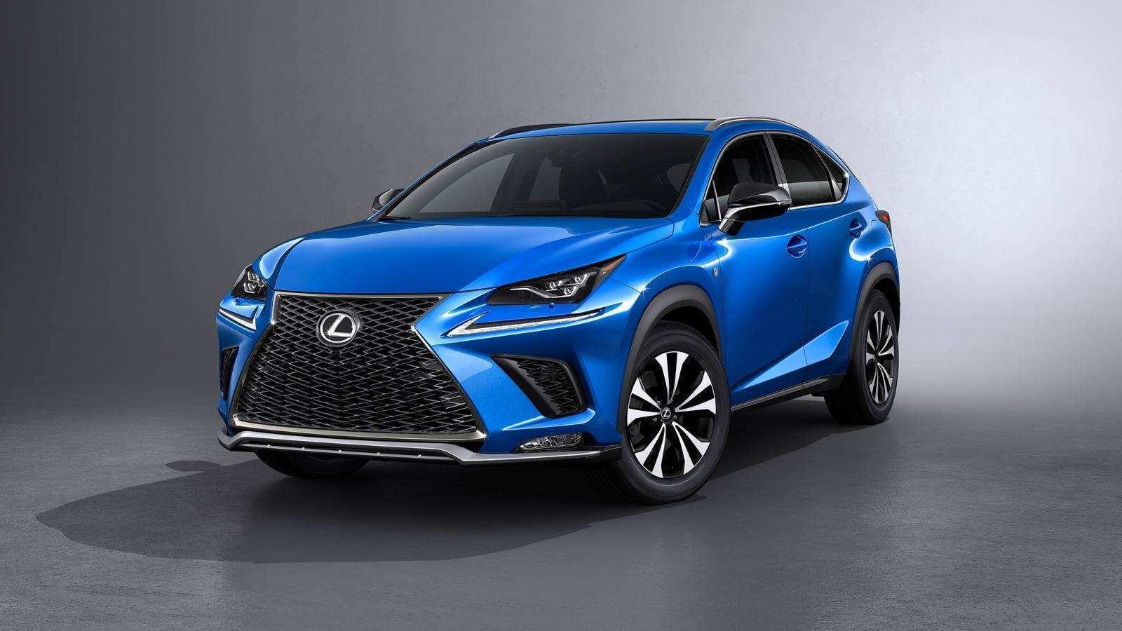 14 Concept of 2019 Lexus 200Nx Ratings by 2019 Lexus 200Nx