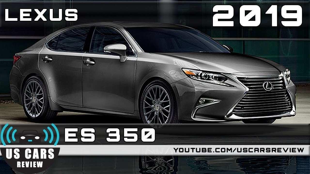 14 Concept of 2019 Lexus 350 Es Spesification by 2019 Lexus 350 Es