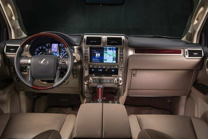 14 Concept of 2019 Lexus Gx 460 Redesign Redesign with 2019 Lexus Gx 460 Redesign