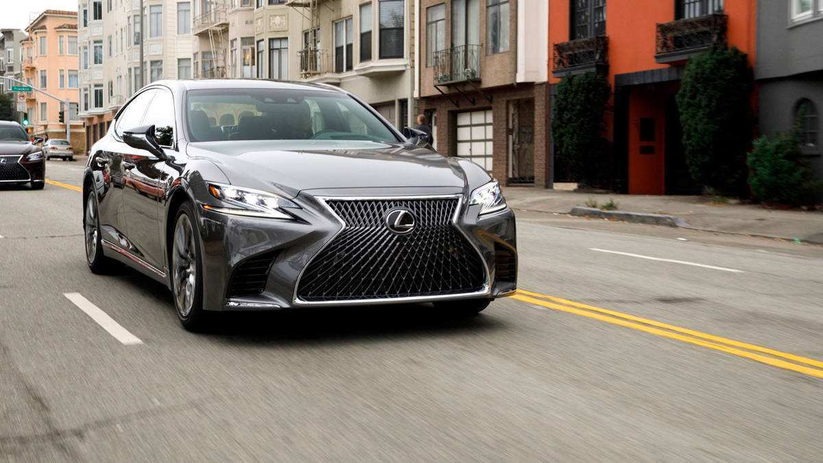 14 Concept of 2019 Lexus Ls Review for 2019 Lexus Ls