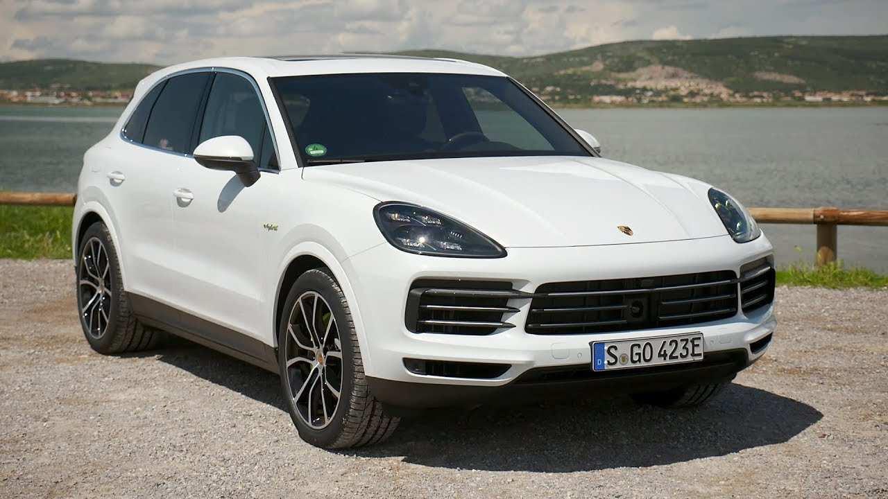 14 Concept of 2019 Porsche Cayenne Video Style by 2019 Porsche Cayenne Video