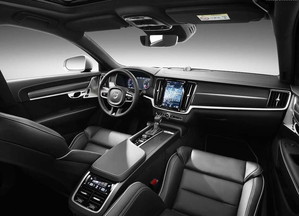 14 Concept of 2019 Volvo 860 Interior Engine with 2019 Volvo 860 Interior