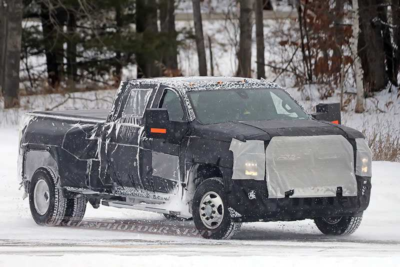 14 Concept of 2020 Chevrolet Silverado 3500 Spy Shoot with 2020 Chevrolet Silverado 3500