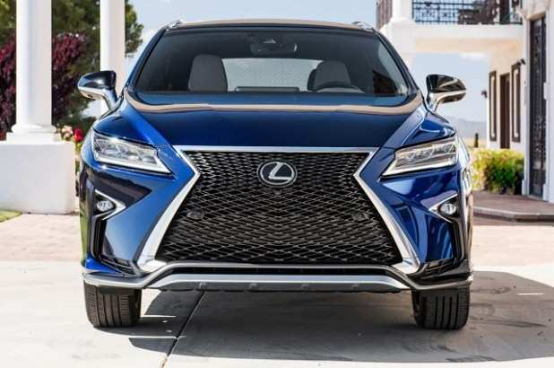 14 Concept of 2020 Lexus Rx Redesign by 2020 Lexus Rx