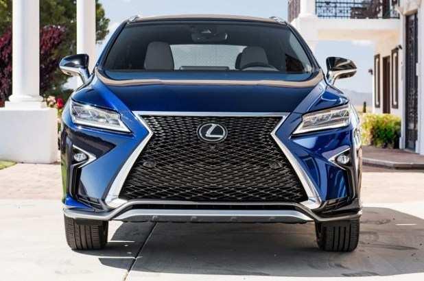 14 Concept of 2020 Lexus Rx Redesign by 2020 Lexus Rx