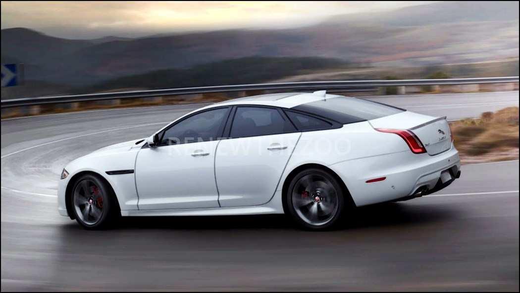 14 Concept of Jaguar Xj 2020 History for Jaguar Xj 2020