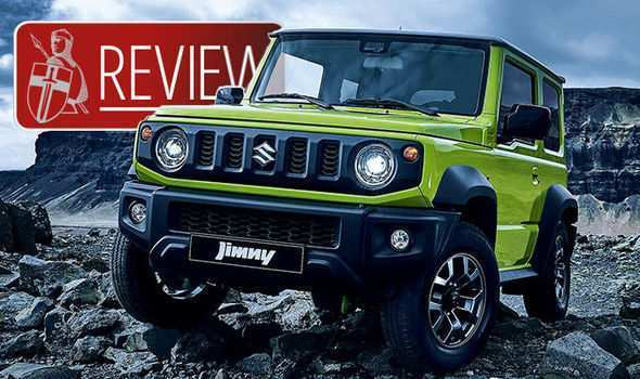 14 Concept of New 2019 Suzuki Jimny Images by New 2019 Suzuki Jimny