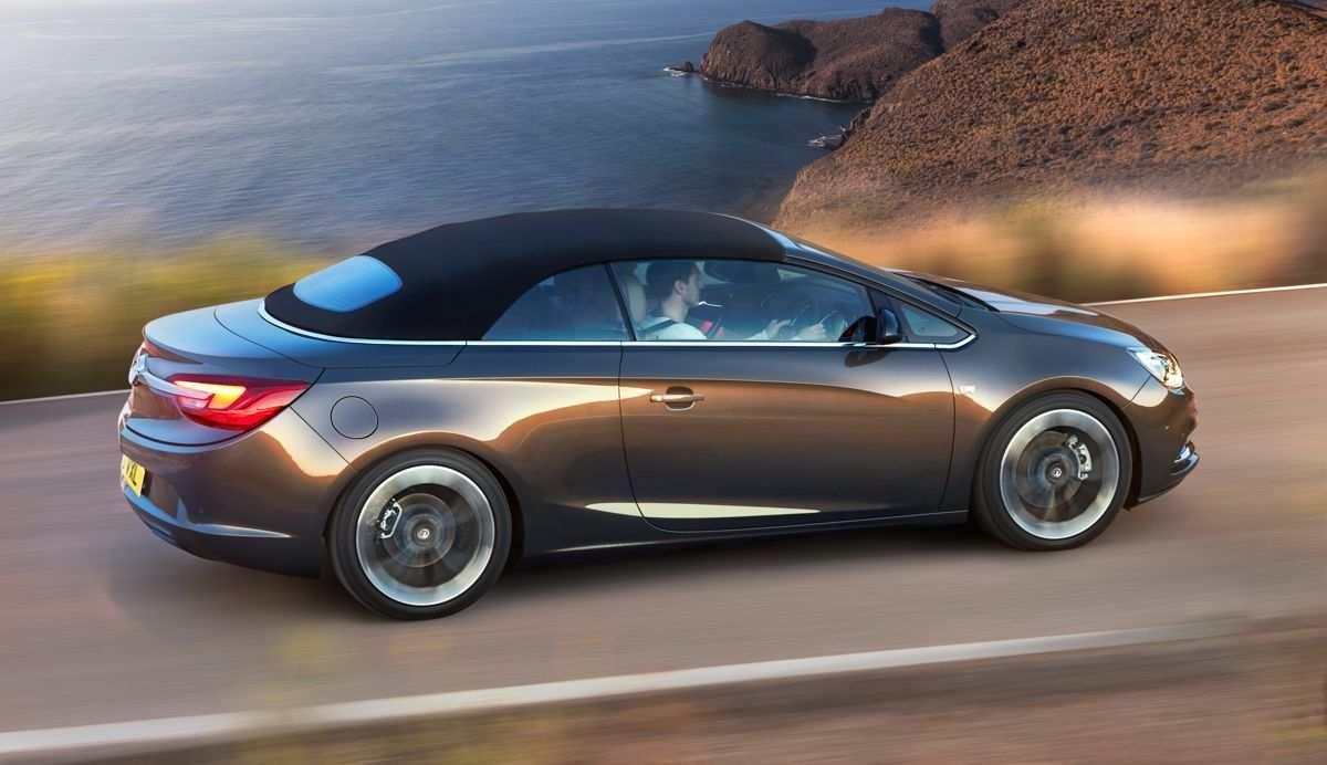 14 Concept of Opel Cascada 2020 Redesign with Opel Cascada 2020