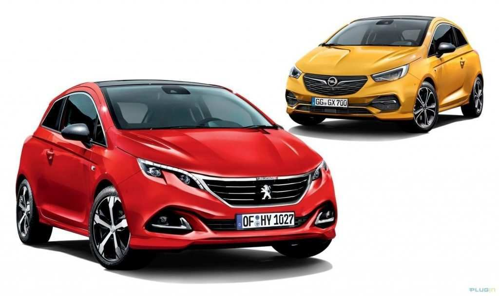 14 Concept of Opel Corsa 2019 Psa Research New with Opel Corsa 2019 Psa