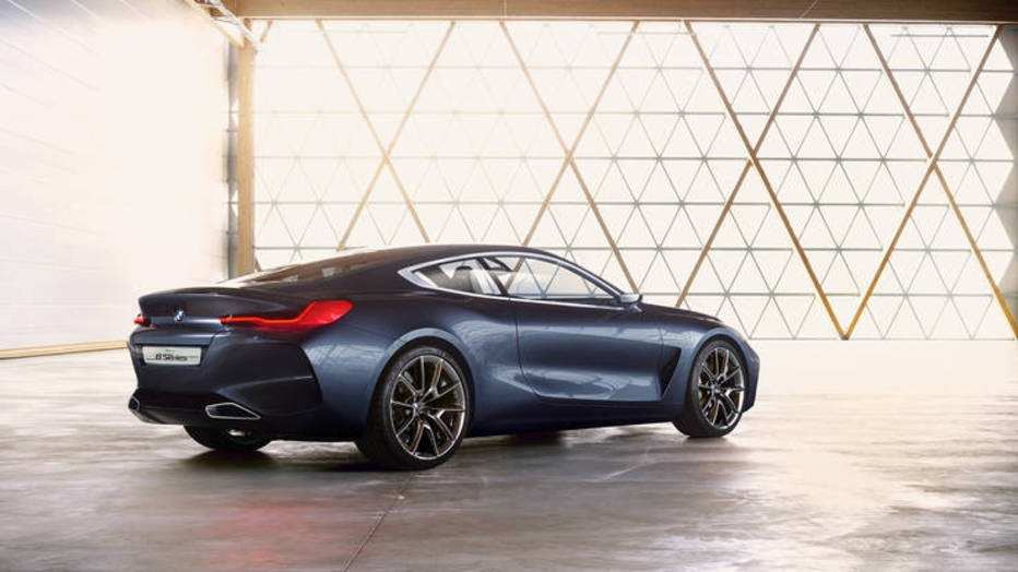14 Gallery of 2019 Bmw 8 Series Gran Coupe Redesign for 2019 Bmw 8 Series Gran Coupe
