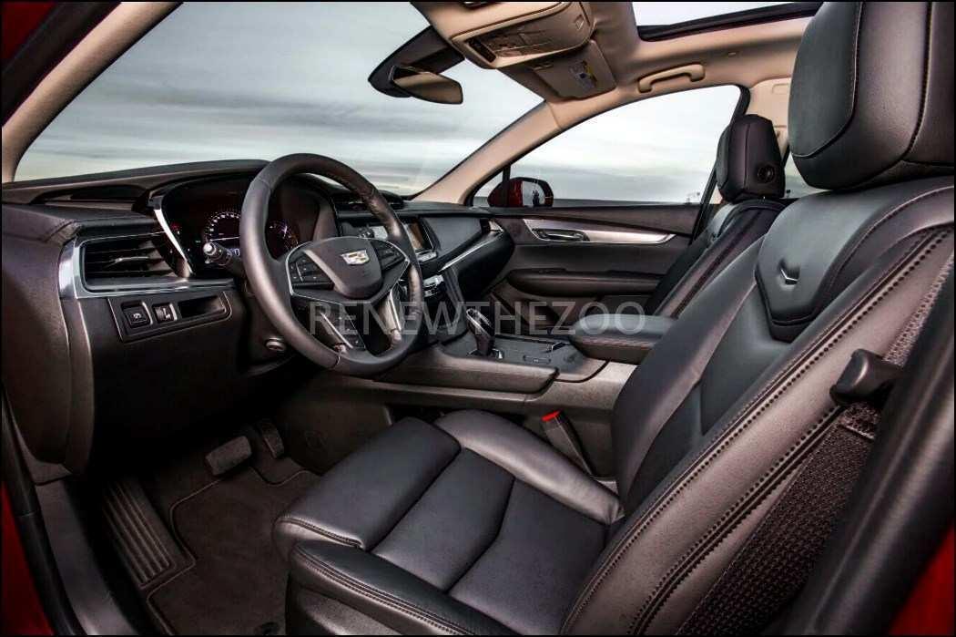 14 Gallery of 2019 Cadillac Interior Model by 2019 Cadillac Interior