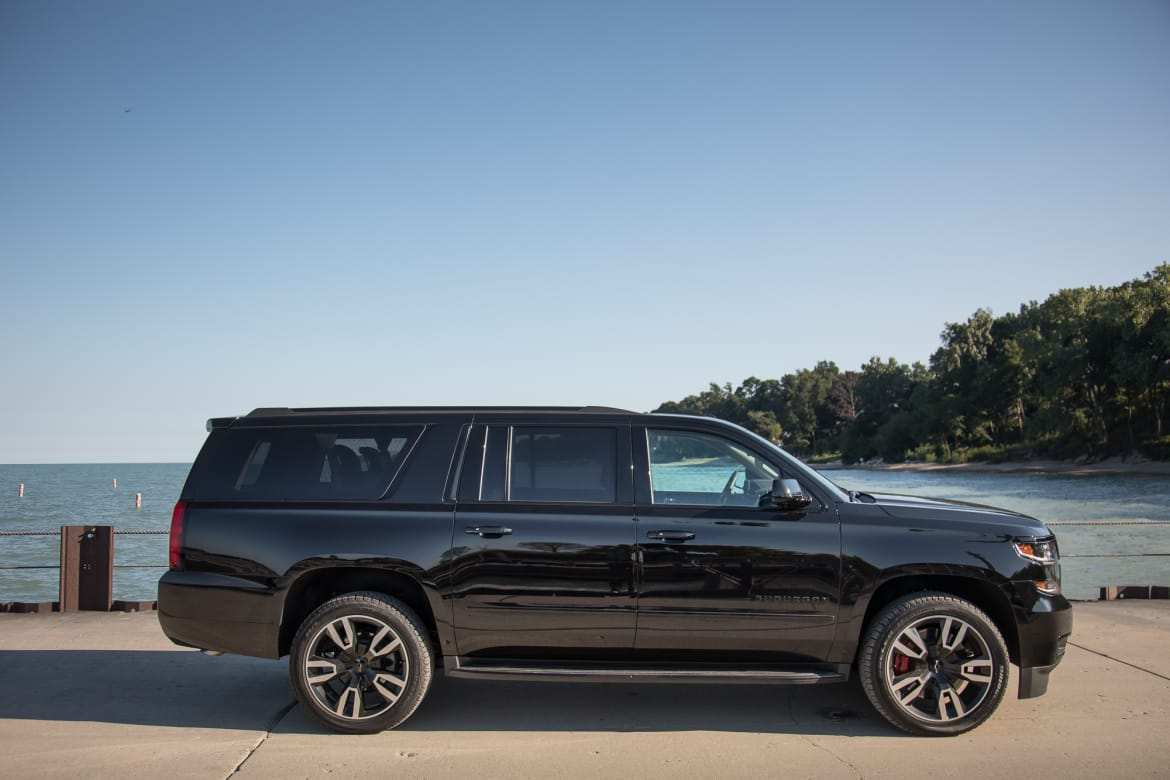 14 Gallery of 2019 Chevrolet Suburban Rst Spesification with 2019 Chevrolet Suburban Rst