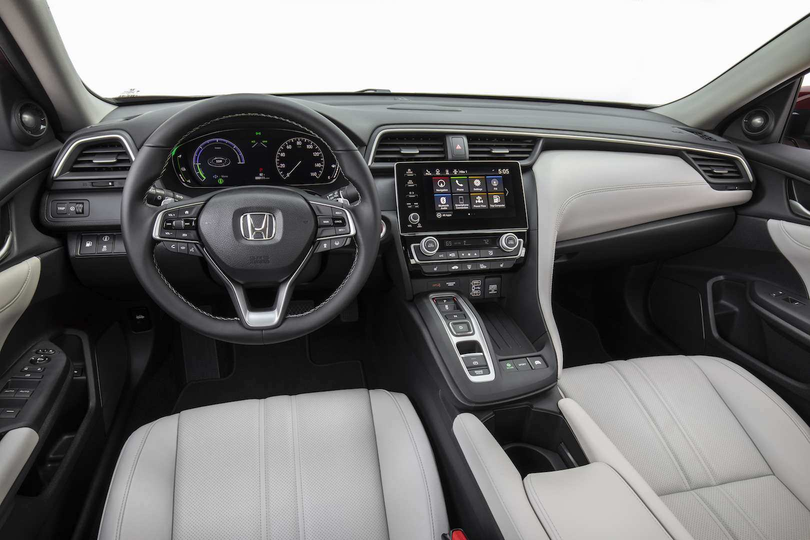 14 Gallery of 2019 Honda Insight Hybrid Performance with 2019 Honda Insight Hybrid