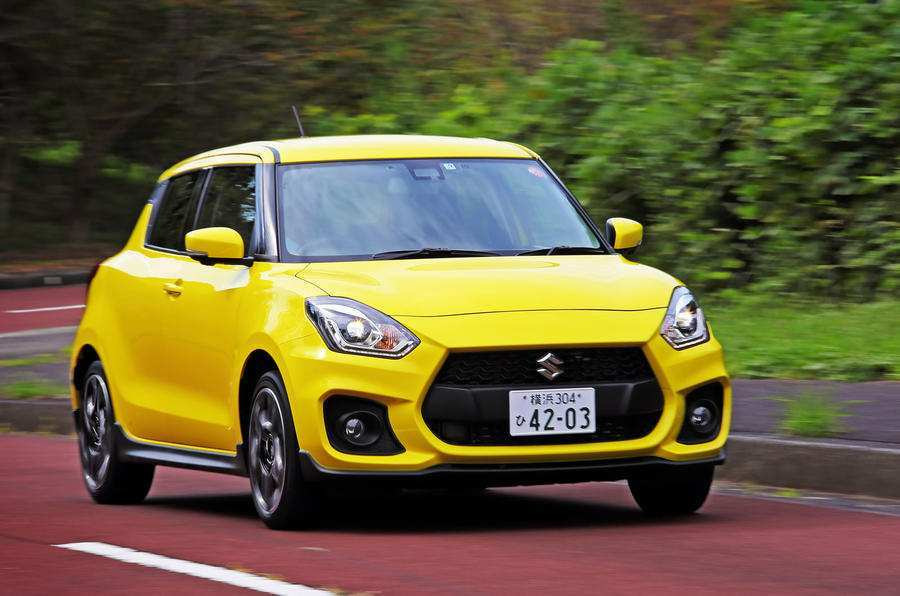 14 Gallery of 2019 Suzuki Swift Sport Specs Pricing for 2019 Suzuki Swift Sport Specs