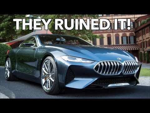 14 Gallery of 2020 Bmw 850I Spesification for 2020 Bmw 850I