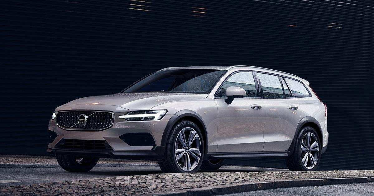 14 Gallery of New 2019 Volvo V60 Interior by New 2019 Volvo V60
