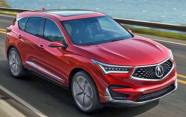 14 Great 2019 Acura Rdx Concept Research New for 2019 Acura Rdx Concept