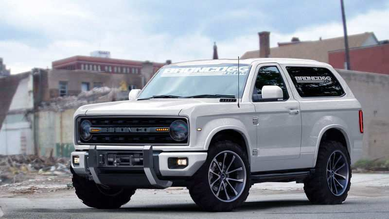 14 Great 2019 Ford Bronco 4 Door New Review for 2019 Ford Bronco 4 Door