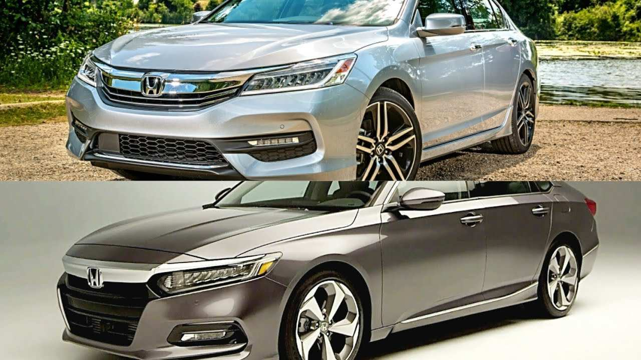14 Great 2019 Honda Accord Youtube Release for 2019 Honda Accord Youtube
