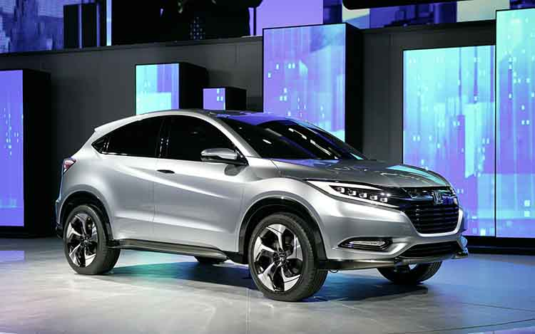 14 Great 2019 Honda Hrv Changes History for 2019 Honda Hrv Changes