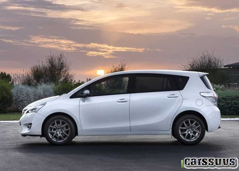 14 Great 2019 Toyota Verso Review with 2019 Toyota Verso