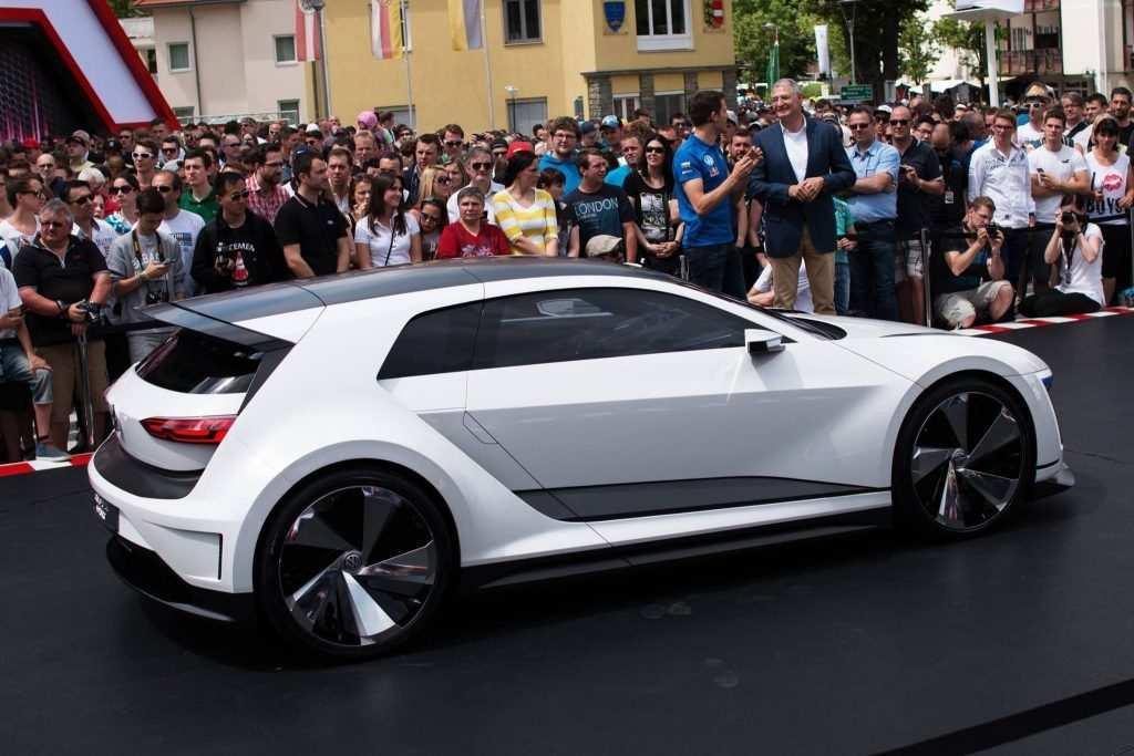 14 Great 2019 Volkswagen Scirocco Concept for 2019 Volkswagen Scirocco