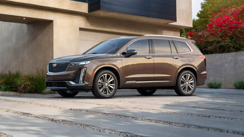 14 Great 2020 Cadillac Xt6 Style by 2020 Cadillac Xt6