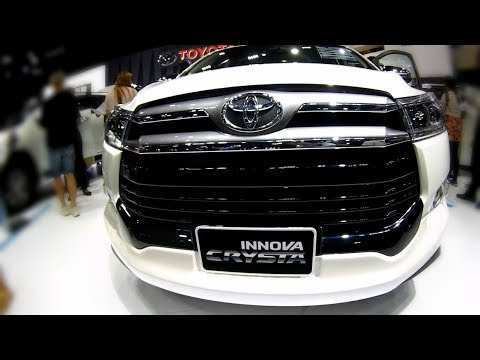 14 Great Toyota Innova 2019 New Concept with Toyota Innova 2019