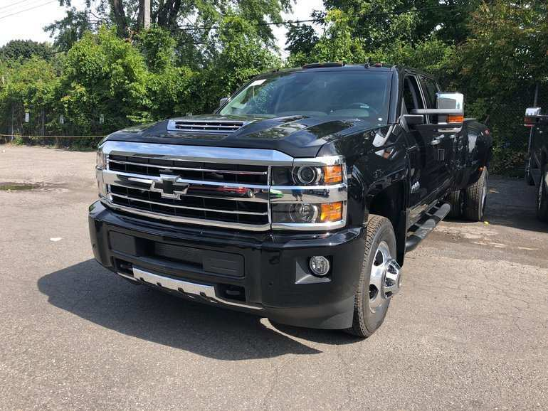14 New 2019 Chevrolet 3500 High Country Interior with 2019 Chevrolet 3500 High Country