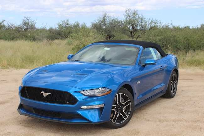 14 New 2019 Ford Convertible Spesification with 2019 Ford Convertible