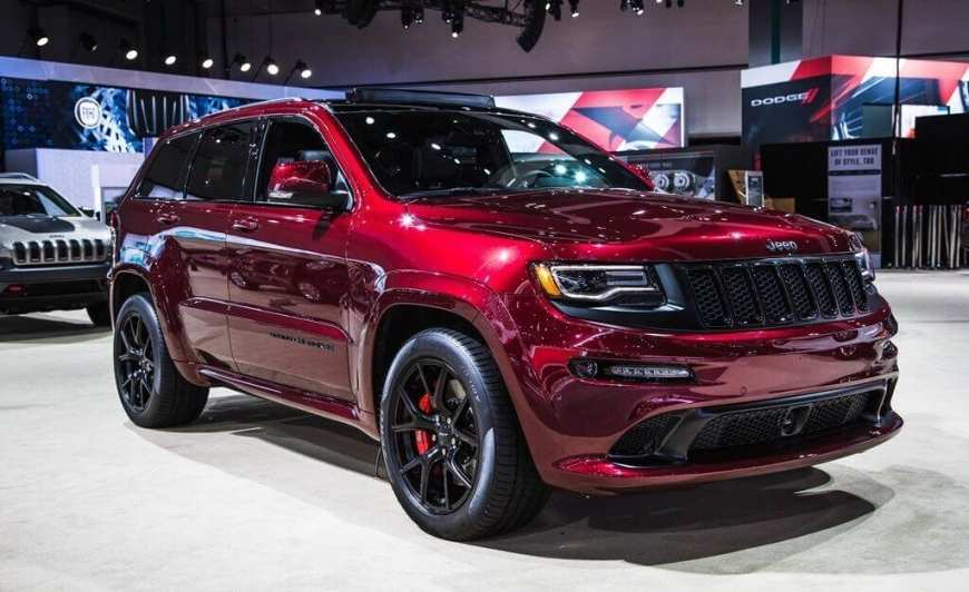 14 New 2019 Jeep Srt8 Pictures with 2019 Jeep Srt8