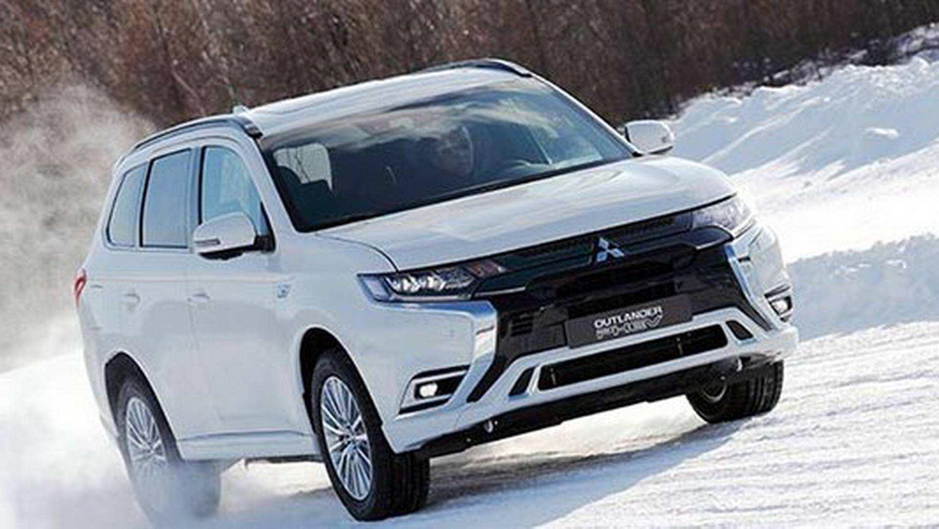 14 New 2019 Mitsubishi Crossover Redesign by 2019 Mitsubishi Crossover