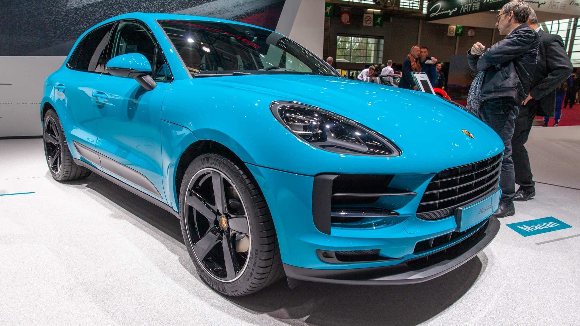 14 New 2019 Porsche Macan Hybrid Price with 2019 Porsche Macan Hybrid