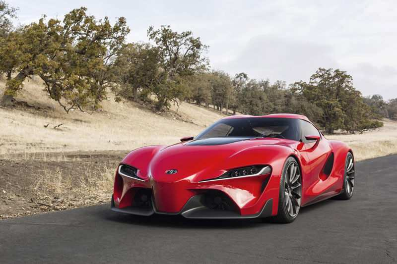 14 New 2019 Toyota Ft1 Prices by 2019 Toyota Ft1