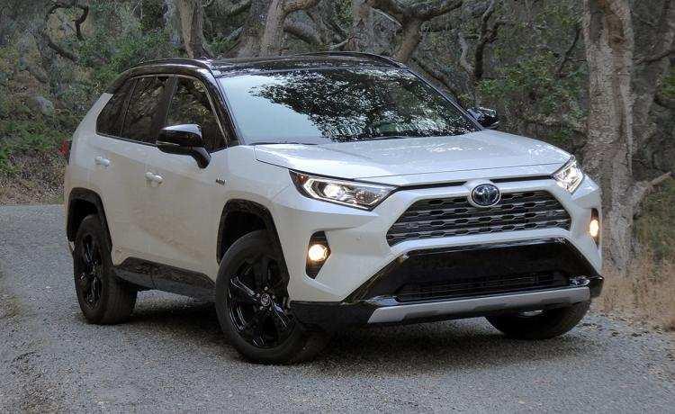 14 New 2019 Toyota Rav4 Hybrid Specs Rumors by 2019 Toyota Rav4 Hybrid Specs