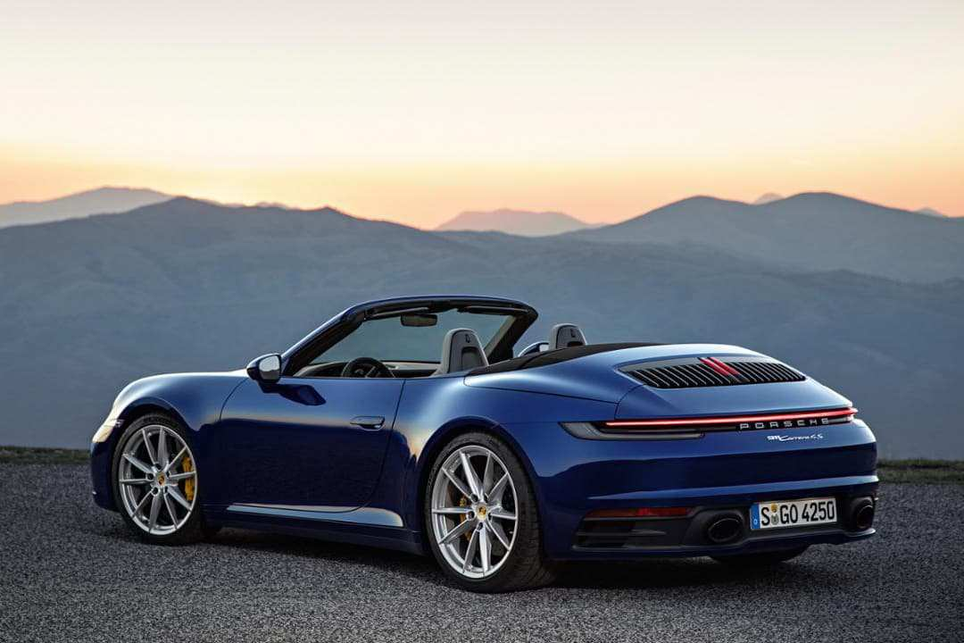 14 New 2020 Porsche Images for 2020 Porsche