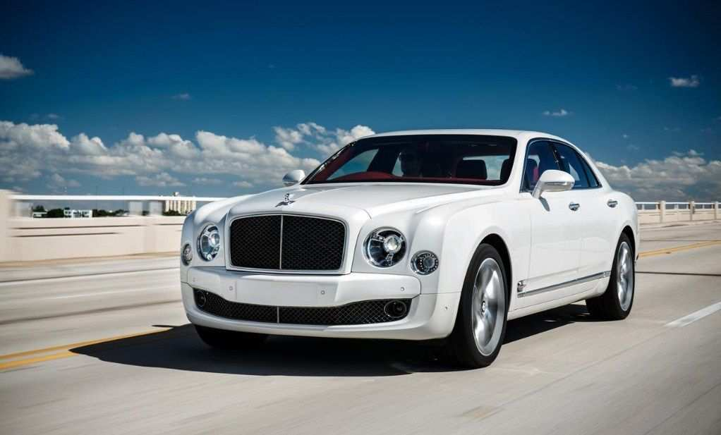 14 The 2019 Bentley Mulsanne For Sale Ratings with 2019 Bentley Mulsanne For Sale