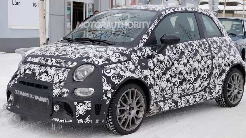 14 The 2019 Fiat Abarth 500 Specs and Review with 2019 Fiat Abarth 500