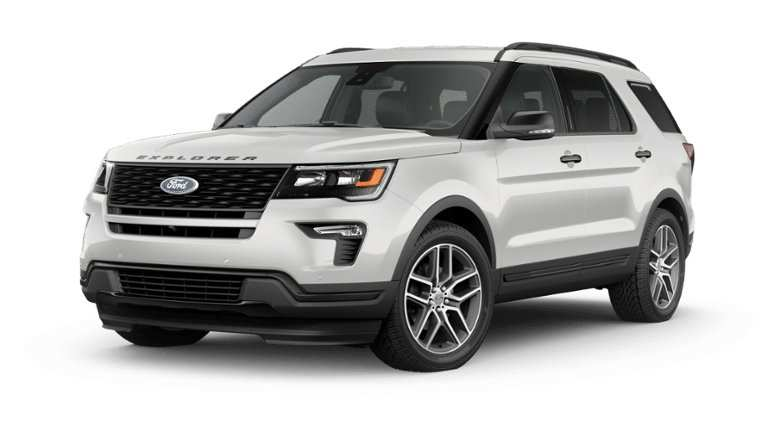 14 The 2019 Ford Explorer Exterior with 2019 Ford Explorer