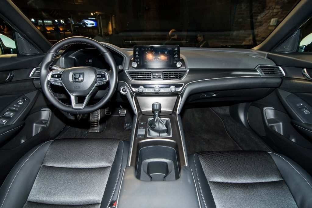 14 The 2019 Honda Accord Interior Interior for 2019 Honda Accord Interior