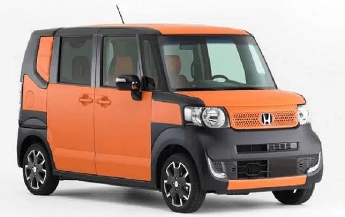 14 The 2019 Honda Element Photos with 2019 Honda Element
