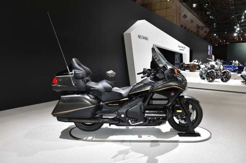 14 The 2019 Honda Goldwing Colors Redesign and Concept with 2019 Honda Goldwing Colors