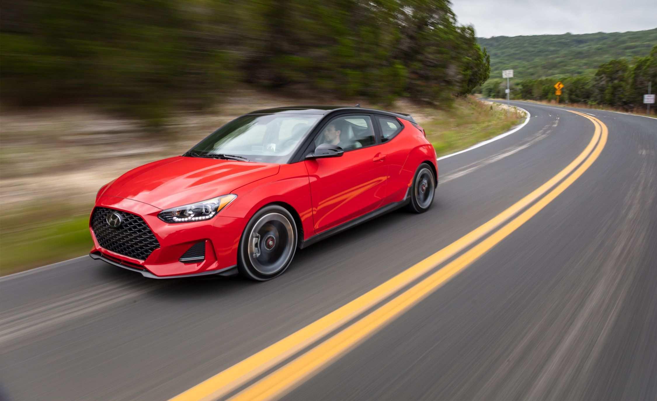14 The 2019 Hyundai Veloster Turbo Review Photos with 2019 Hyundai Veloster Turbo Review