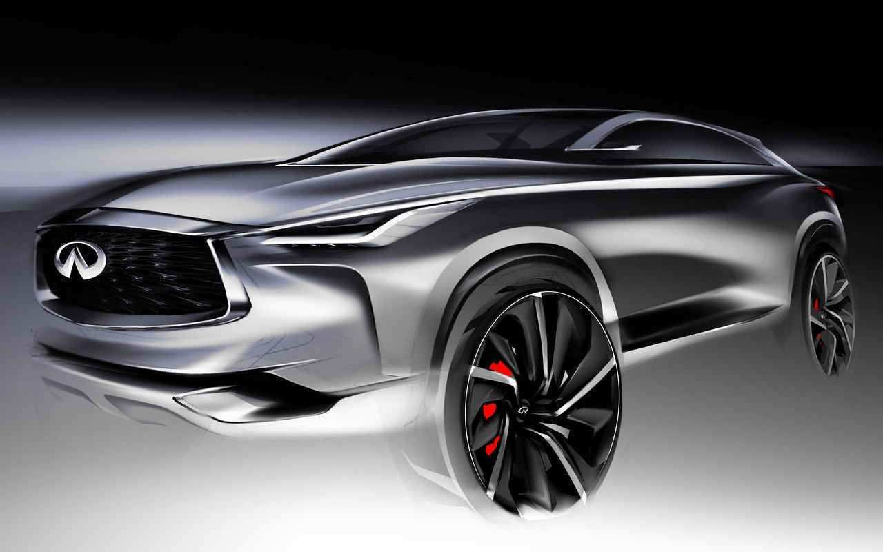 14 The 2019 Infiniti Concept Reviews with 2019 Infiniti Concept