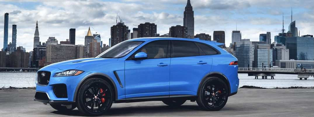 14 The 2019 Jaguar F Pace Changes Specs by 2019 Jaguar F Pace Changes