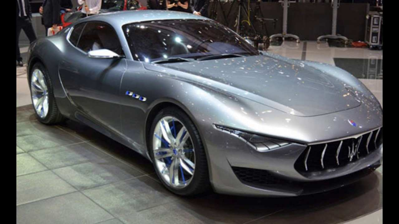 14 The 2019 Maserati Alfieri Model by 2019 Maserati Alfieri