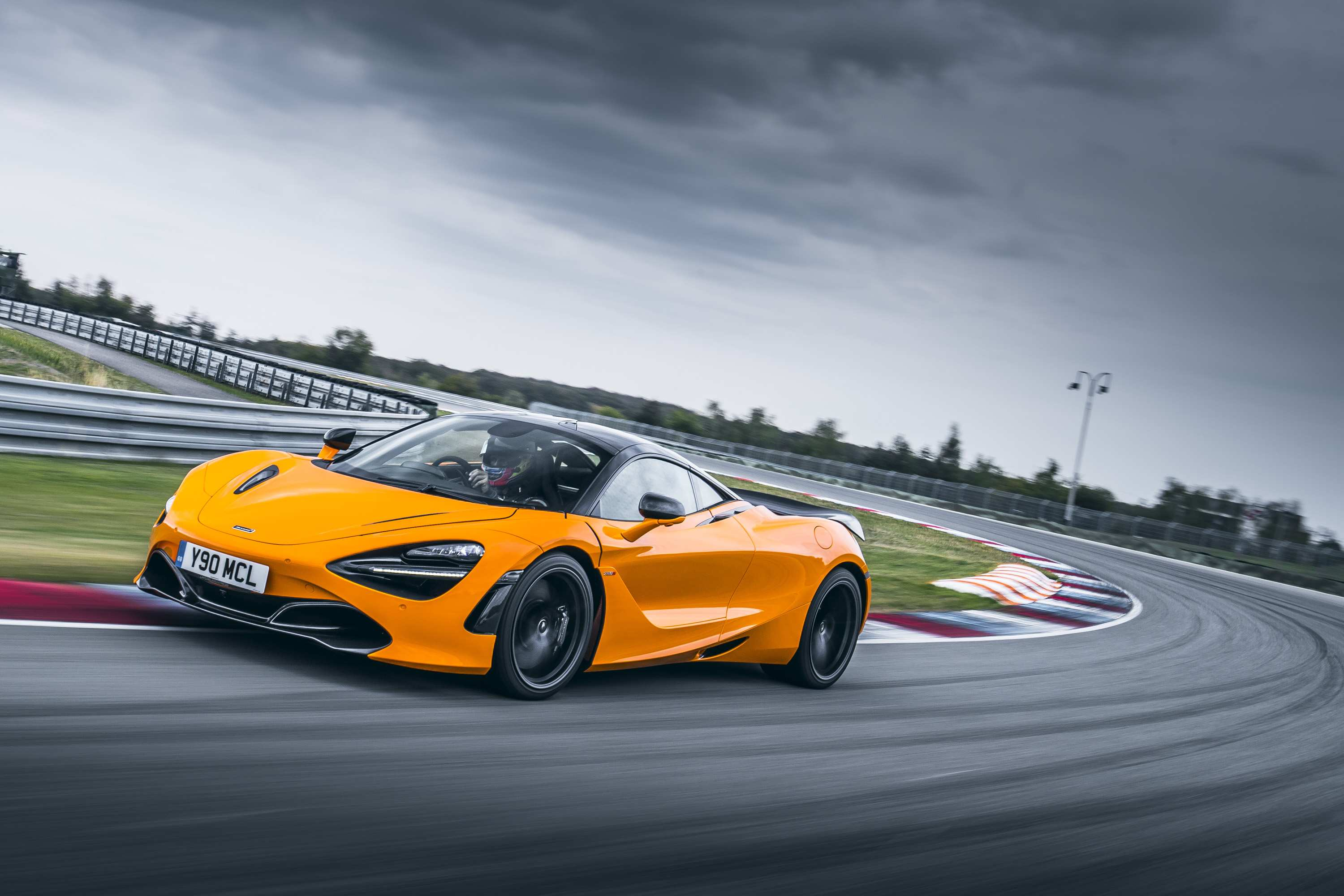 14 The 2019 Mclaren Speed Test by 2019 Mclaren