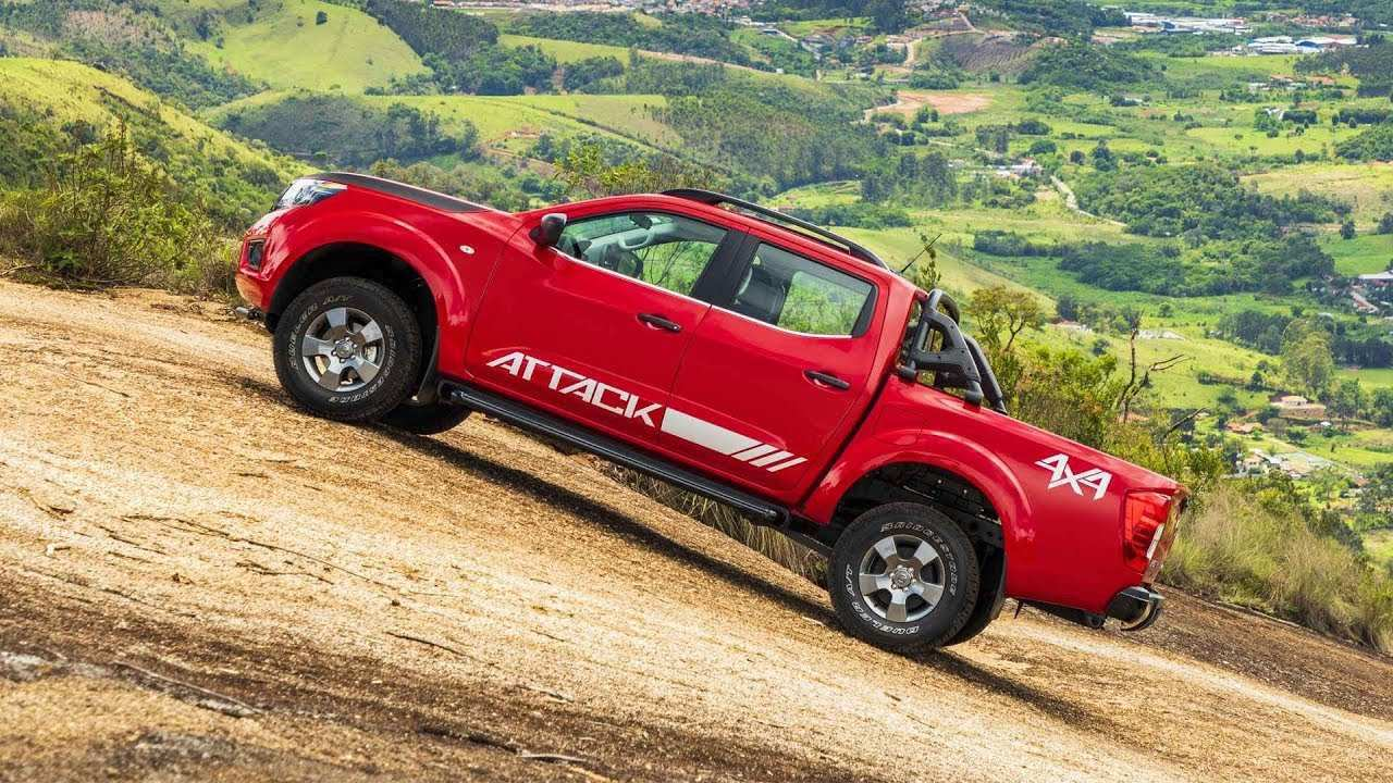 14 The 2019 Nissan Frontier Attack Performance by 2019 Nissan Frontier Attack