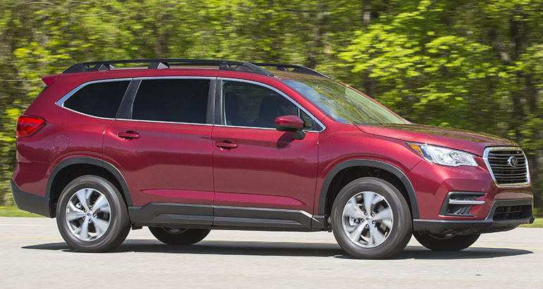 14 The 2019 Subaru Ascent Mpg Exterior and Interior for 2019 Subaru Ascent Mpg